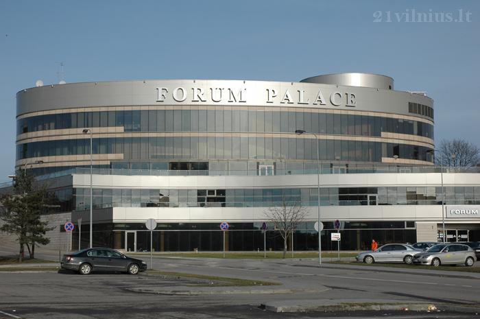 Forum palace | 21vilnius.lt