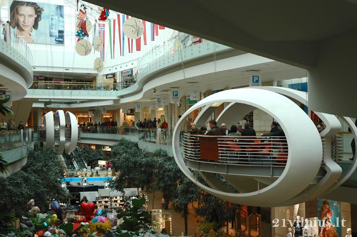 Prekybos centras europa